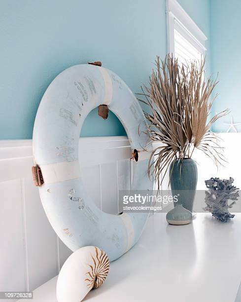 Interior Decor at Beach House