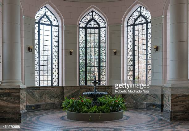LOMA TORONTO ONTARIO CANADA Interior design and decoration of Casa Loma one of Toronto's top ten tourist attractions Around 300000 visitors tour Casa...