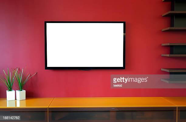 interior design - television stock pictures, royalty-free photos & images
