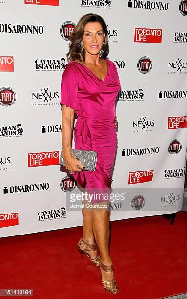 Interior designer Hilary Farr attends Rising Stars 2012: Toronto Life Most Stylish during the 2012 Toronto International Film Festival on September...