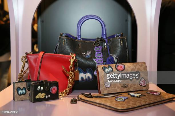 Interior during the Disney x Coach Collection and Pop-Up Launch at South Coast Plaza on May 15, 2018 in Costa Mesa, California.