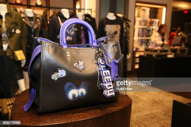 Interior during the Disney x Coach Collection and PopUp Launch at South Coast Plaza on May 15 2018 in Costa Mesa California