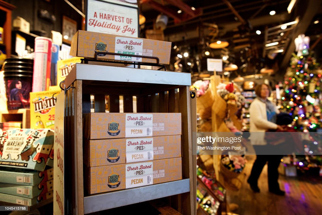 cracker barrel news photo