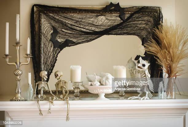 Interior Halloween Decoration