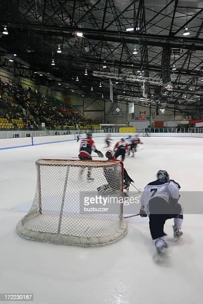 Interior Hockey Game