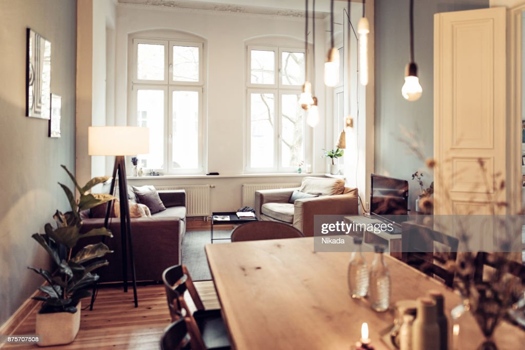 Interior Living Room : Stock Photo