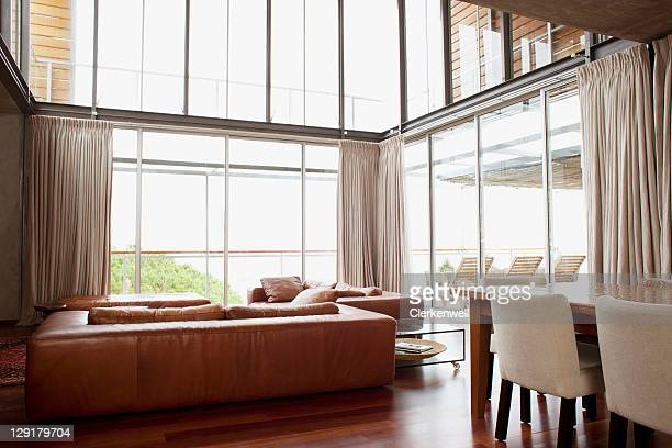 Interior of a contemporary apartment