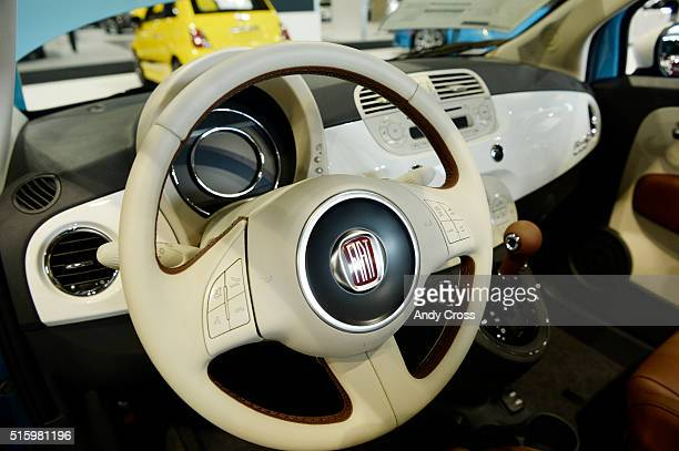 Fiat 500 C Stock-Fotos und Bilder | Getty Images