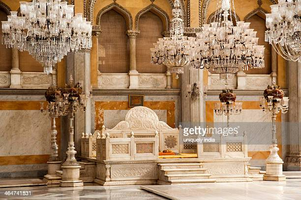 Interior of a Palace, Chowmahalla Palace, Hyderabad, Andhra Pradesh, India