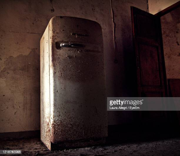 interior of abandoned building - weathered stock pictures, royalty-free photos & images