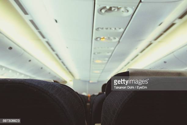 Interior Of Airplane