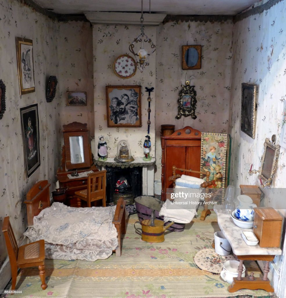 dolls house interiors. Interior Of An Early Victorian Dolls House Pictures Getty Images Enchanting Gallery  Ideas house design