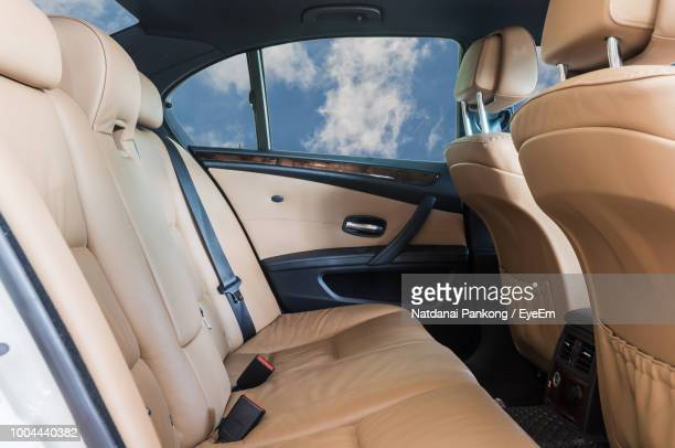 interior of car - car interior stock pictures, royalty-free photos & images