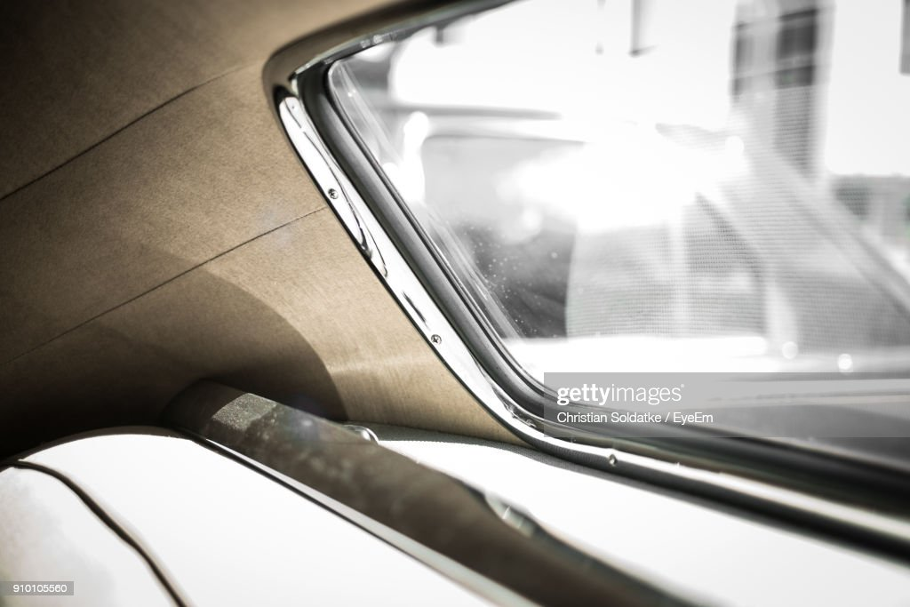 Interior Of Car : Stock Photo