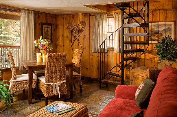 in cabins designed by lakeside built co of front kogan snow mountain colorado pin and durango winter exterior cabin