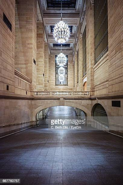 interior of grand central station - grand central station stock photos and pictures