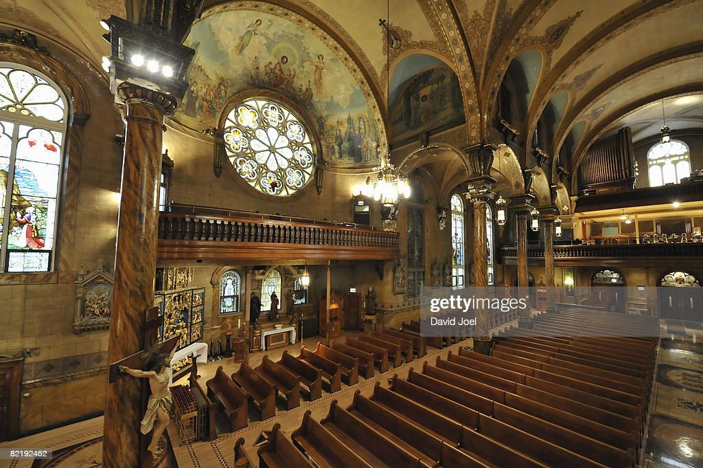 interior of High Renaissance style Church  : Stock Photo