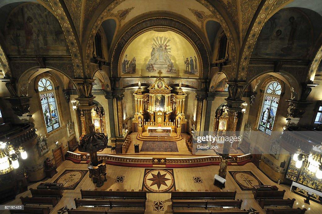 interior of High Renaissance style Church  : Stock Photo