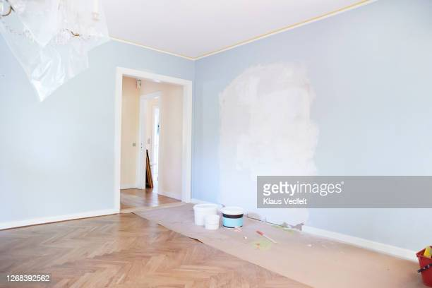 interior of home during renovation - renovation stock pictures, royalty-free photos & images