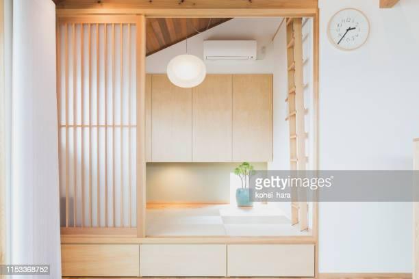 和室のインテリア - 和室 ストックフォトと画像
