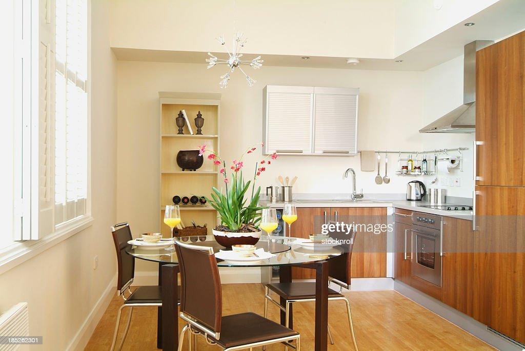 Interior of kitchen : Stock Photo