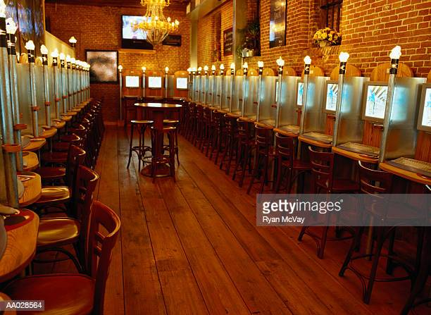 interior of la bastille internet cafe, amsterdam - internet cafe stock pictures, royalty-free photos & images
