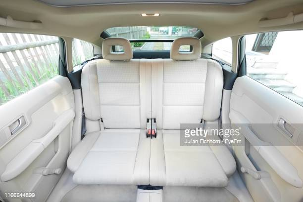 interior of luxury car - car interior stock pictures, royalty-free photos & images