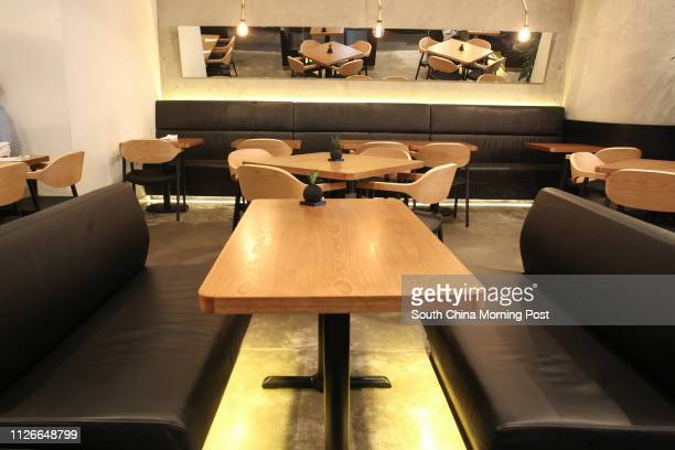 Interior of Mano G/F The L Place 139 Queen's Road Central 26SEP14 [FOOD REVIEW 48HRS]