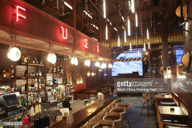 Interior of Mine G/F 31 D'Aguilar Street Lan Kwai Fong Central 24AUG16 [BAR REVIEW FEATURES] SCMP/ May Tse