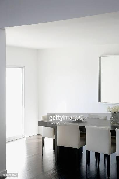 Innenraum der modernen Zimmer