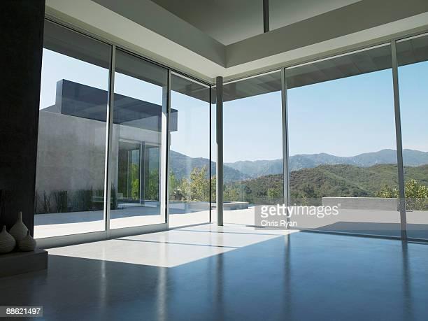 Interieur des modernen Wohnzimmer