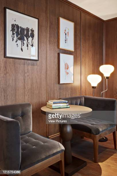 Interior of Mortimer House Fitzrovia Mortimer House Fitzrovia United Kingdom Architect AvroKO 2018