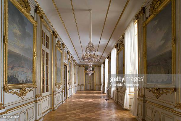 Interior of Schloss Nymphenburg