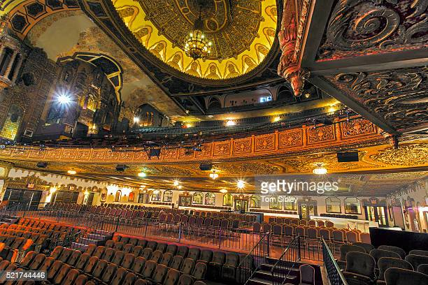 Interior of St. George Theater