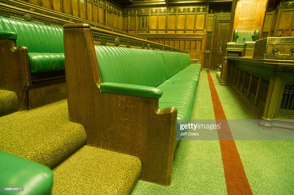 Interior of the chamber of the House of Commons Pictures   Getty Images