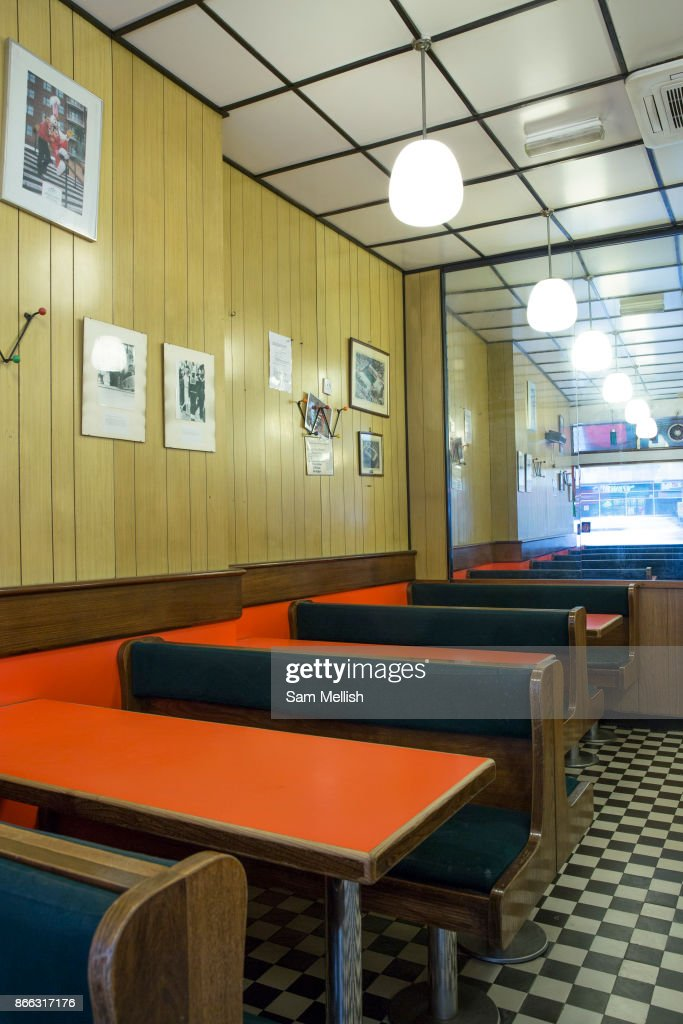 Interior Of The Fryer S Delight Fish And Chip Shop On 13th October News Photo Getty Images