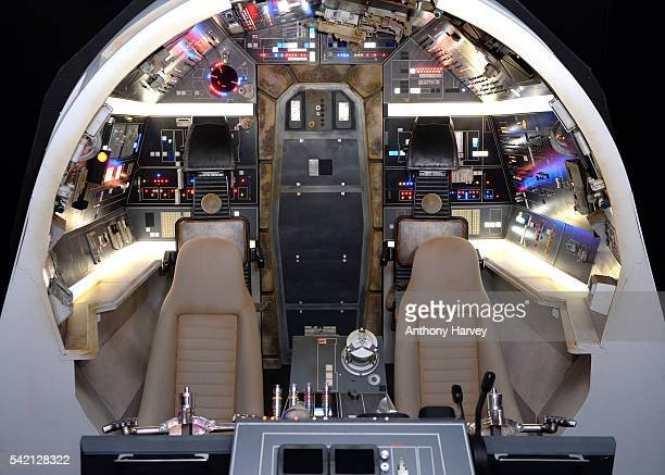 405 Millennium Falcon Photos And Premium High Res Pictures Getty Images