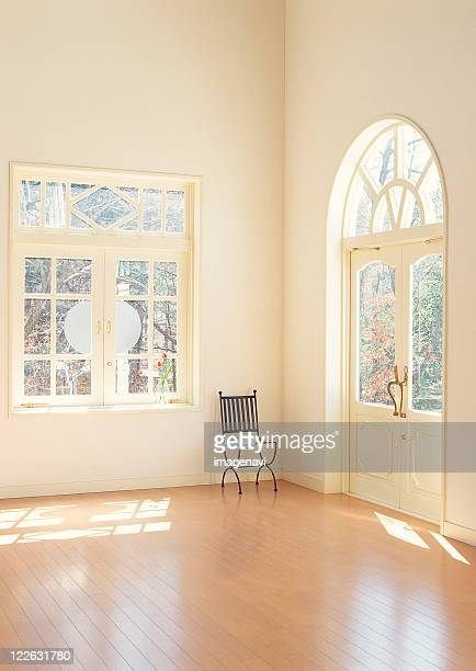 interior - french doors stock pictures, royalty-free photos & images