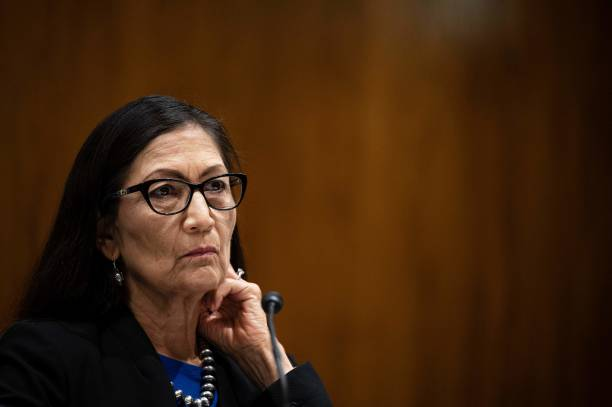 DC: Senate Committee Questions Interior Secretary Haaland On Proposed Budget