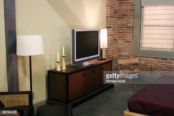 S ANATOMY Interior sets