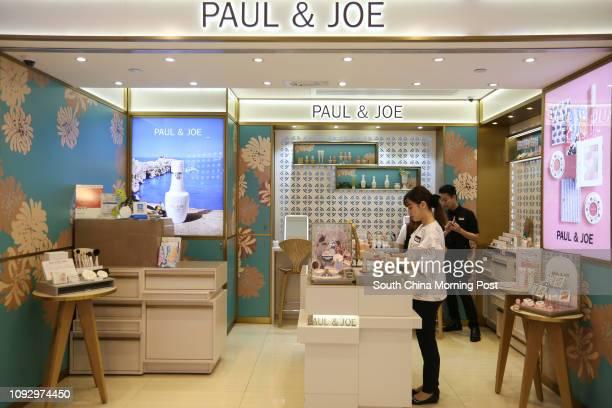 Interior shot of Paul Joe at Tuen Mun Town Plaza Phase 1 in Tuen Mun 04JUL17 SCMP / Xiaomei Chen