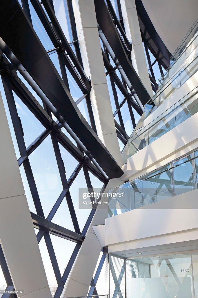 The Gherkin, London, United Kingdom. Architect: Foster + Partners ...
