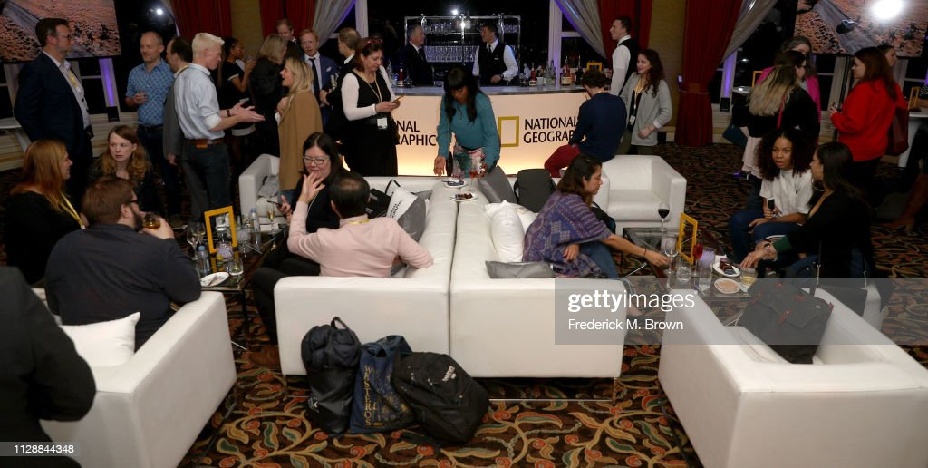 CA: 2019 Winter TCA Tour - National Geographic Television Critics Association Reception