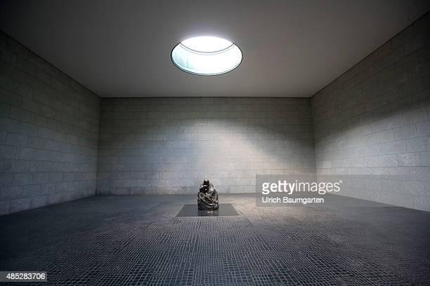 Interior view Neue Wache in Berlin