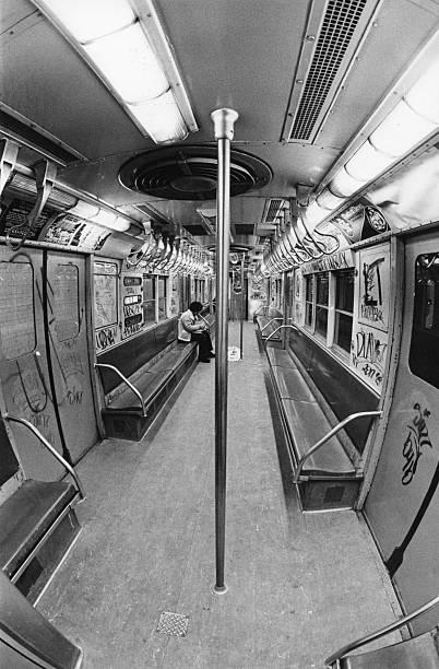 Subway Car, 1977