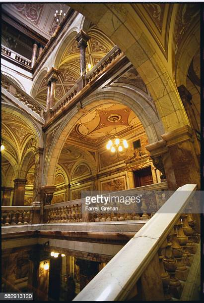 Interior View of Glasgow City Chambers