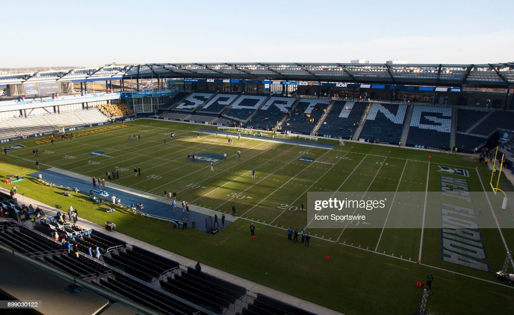Interior View Of The Field Shortly Before The Ncaa Division Ii News Photo Getty Images