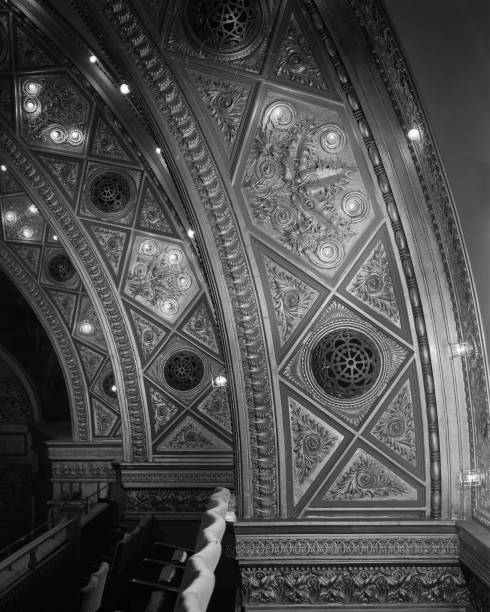 Auditorium Theater In Chicago