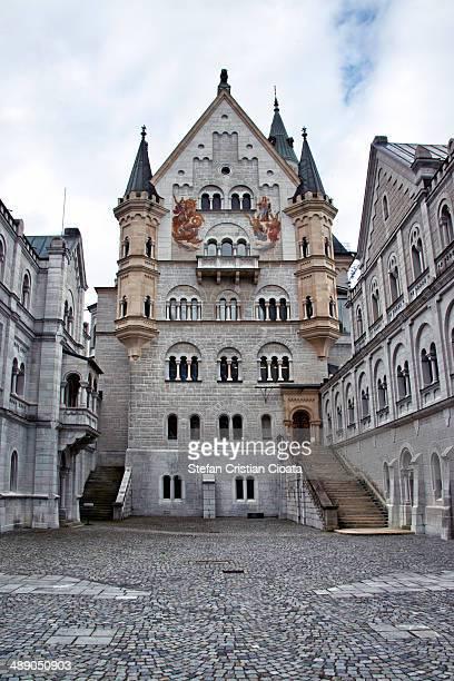 CONTENT] Interior walls of Neuschwanstein Castle