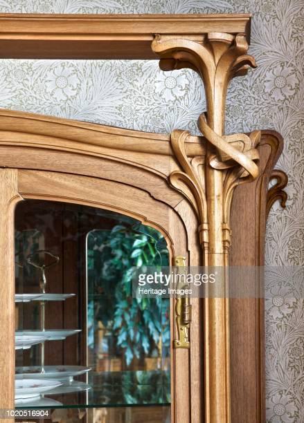 InteriorHotel van Eetvelds Avenue Palmeston Brussels Belgium circa 20142017 Victor Horta 189598